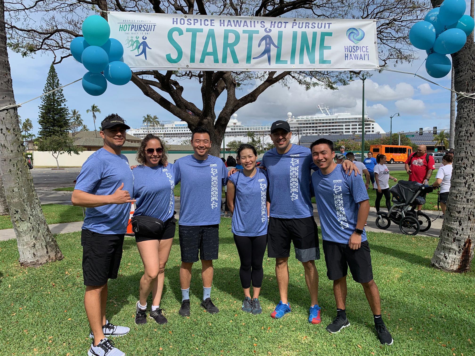 Hospice Hawaii Hot Pursuit 2019
