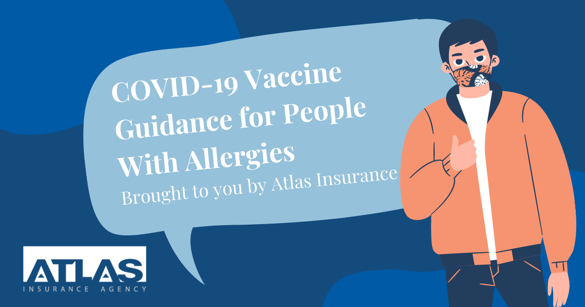 COVID-19 Vaccine Guidance for Individuals With Allergies