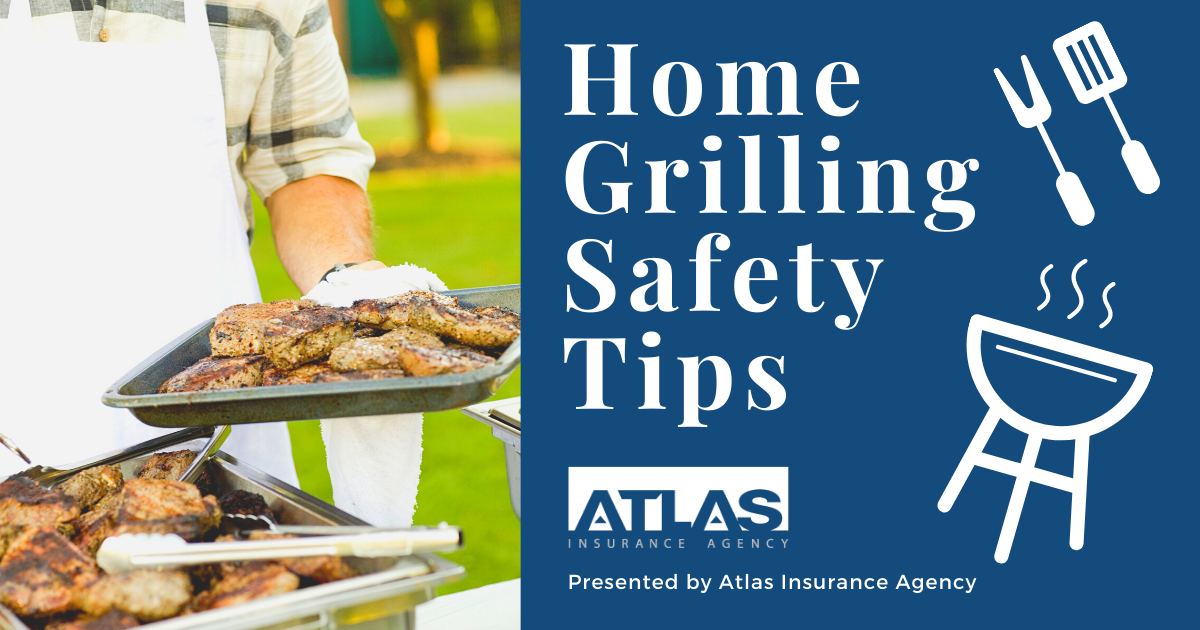 Home Grilling Safety Tips